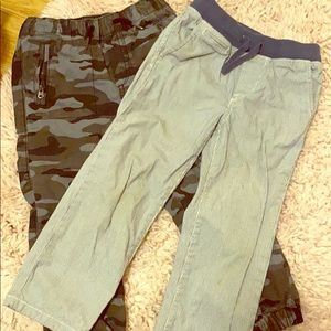 Two Boys Pants from GAP